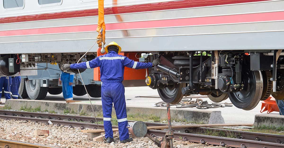preparatore dei treni rail academy